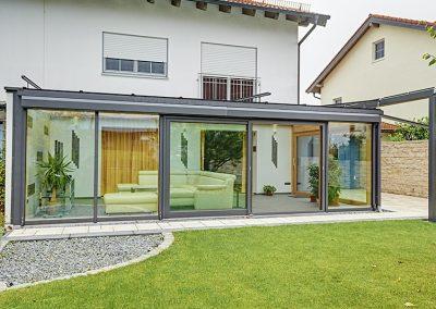 Wintergarten – Ein heller, moderner Wohnraum